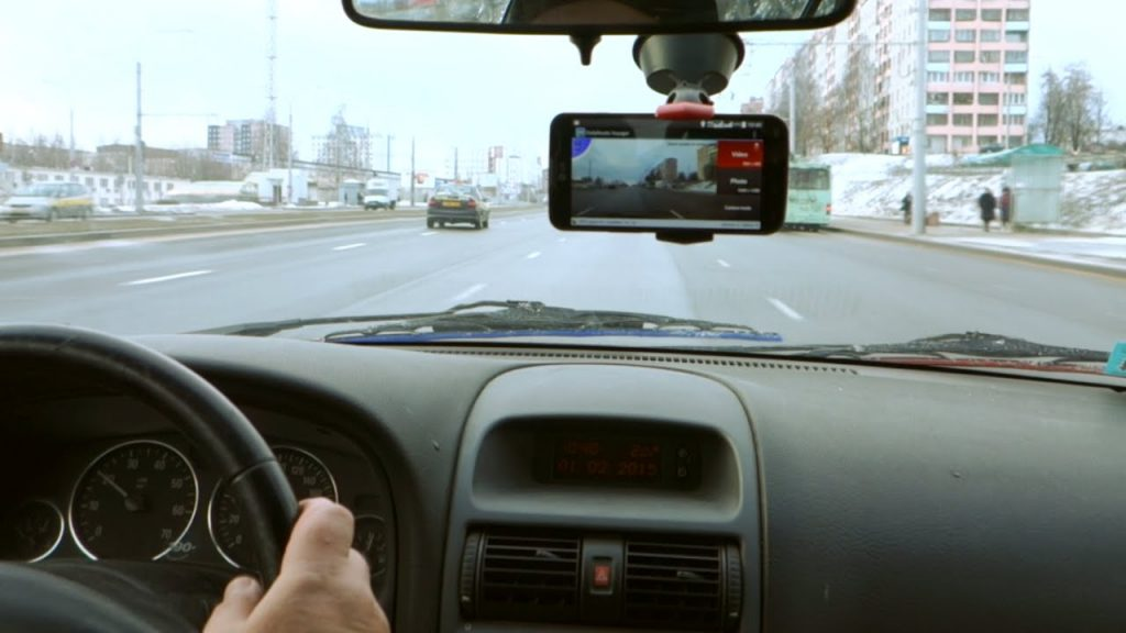 Car Overhead Mounted Dashboard Cameras