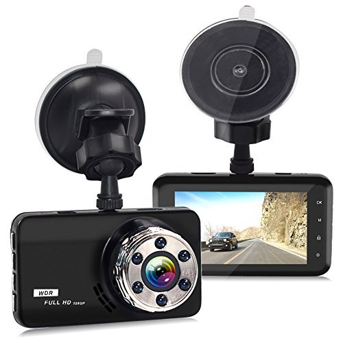 KDLINKS X1 Full-HD Dashboard Camera Review
