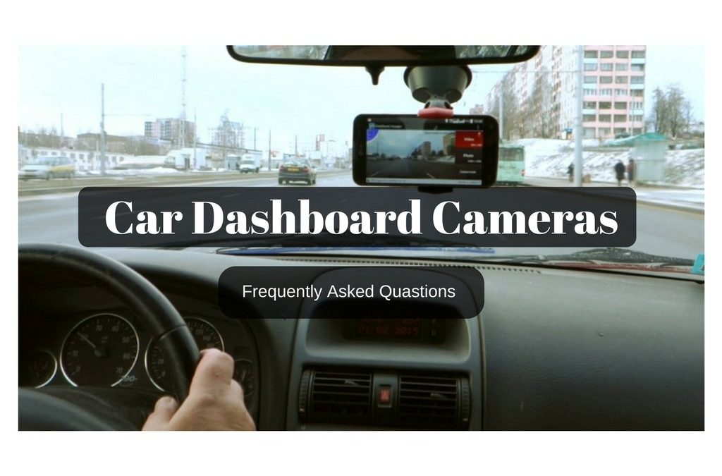 Car Dashboard Cameras FAQs
