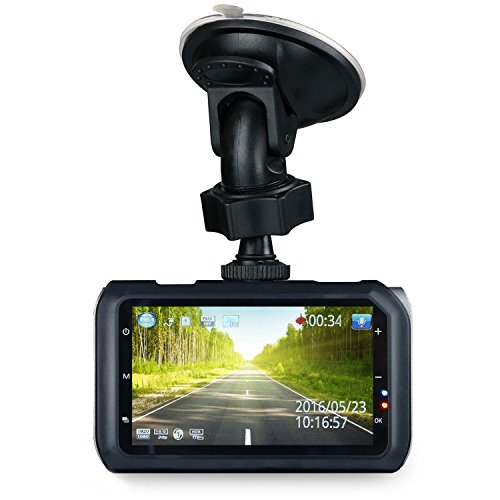 Z-Edge Z3 3-Inch 2K Ultra Full HD Car Dash Cam