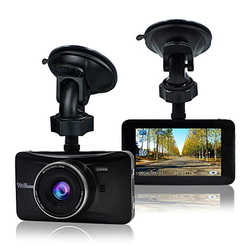 OldShark 3″ FHD 1080P Dash Cam Review