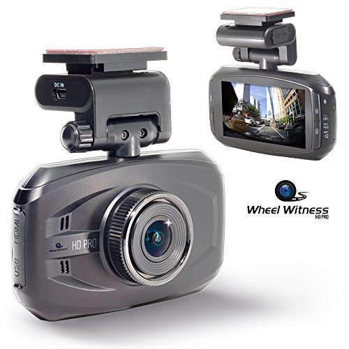 WheelWitness HD PRO Dash Cam with GPS Review