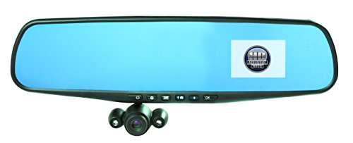 HD Mirror Cam Dashboard Camera Video Recorder Review