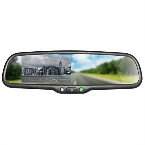 Master Tailgaters Rearview Mirror Dash Cam Review