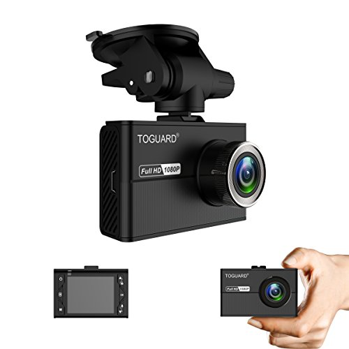 Best Dash Cam With A Capacitor - TOGUARD Mini Dash Cam