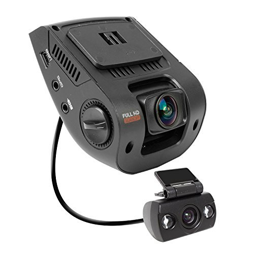 Best Dash Cam With Front And Rear Camera - Rexing V1P Dash Cam